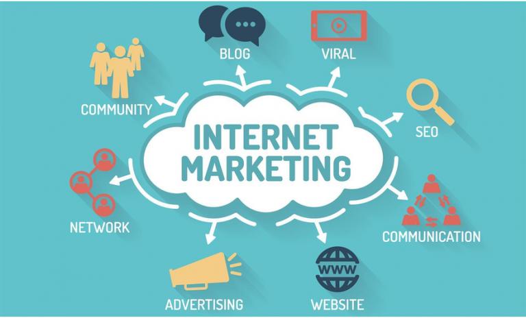 Internet Marketing screenshot